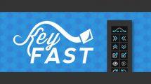 پلاگین افترافکت KeyFast پنل انیمیشن آماده