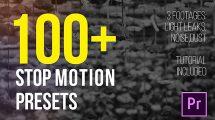 مجموعه پریست پریمیر استاپ موشن Stop Motion Presets