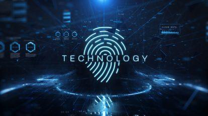 پروژه افترافکت افتتاحیه تکنولوژی Technology