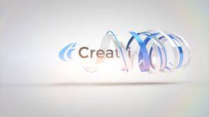 پروژه افترافکت نمایش لوگو با نوار سه بعدی 3D Streak Logo 2