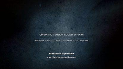 مجموعه افکت صوتی کشش سینمایی Cinematic Tension Sound Effects