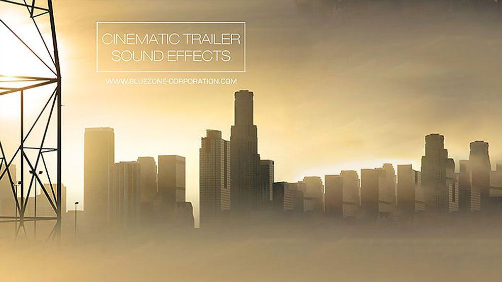 مجموعه افکت صوتی تریلر سینمایی Cinematic Trailer Sound Effects