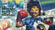 پروژه افترافکت نمایش تصاویر با استایل موزاییکی Mosaic Photo Reveal