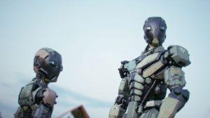 فیلم کوتاه علمی تخیلی Construct
