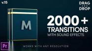پروژه پریمیر مجموعه ترانزیشن ویدیویی مدرن Modern Transitions