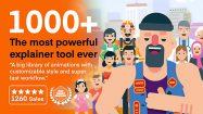 پروژه افترافکت جعبه ابزار موشن گرافیک تبلیغاتی Explainer Video Toolkit 4