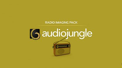 مجموعه افکت صوتی پردازش رادیویی Radio Imaging Pack