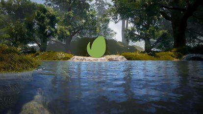 پروژه افترافکت نمایش لوگو در طبیعت Epic Natural Logo 2