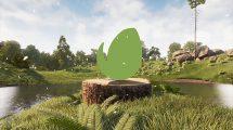 پروژه افترافکت نمایش لوگو واقعگرایانه در طبیعت Realistic Natural Logo