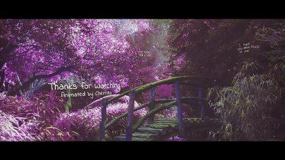 پروژه افترافکت اسلایدشو رمانتیک پارالکس Romantic Parallax Slideshow