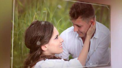 پروژه افترافکت اسلایدشو رمانتیک Romantic Slideshow