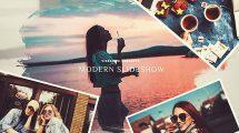 پروژه افترافکت اسلایدشو مدرن برای عروسی Slideshow