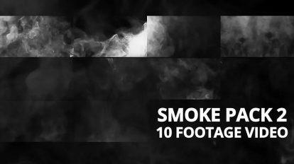 مجموعه ویدیوی موشن گرافیک حرکت دود Smoke Pack Two