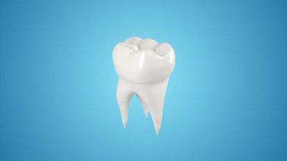 مجموعه ویدیوی موشن گرافیک نمایش دندان