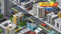 مجموعه مدل سه بعدی کارتونی اجزای خیابانی Urban Cartoon Assets