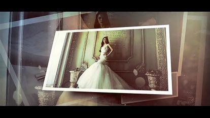 پروژه افترافکت نمایش آلبوم عروسی Wedding Album