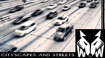 مجموعه افکت صوتی محیطی فضای شهری West Wolf Cityscapes