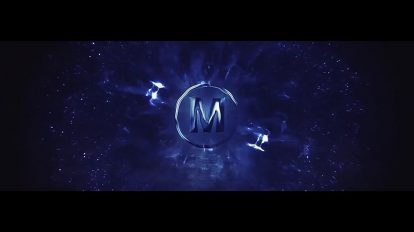 پروژه افترافکت نمایش لوگو سینمایی Impact Logo Reveal