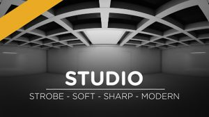 مجموعه تصاویر HDRI محیط استودیویی