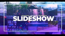 پروژه افترافکت اسلایدشو مینیمال Slideshow