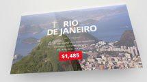 پروژه افترافکت تیزر تبلیغاتی آژانس توریسم و گردشگری Turismo