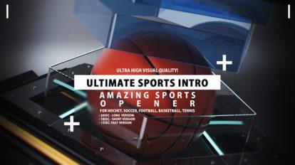 پروژه افترافکت اینترو ورزشی Ultimate Sports Intro