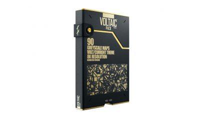 مجموعه تکسچر اجزای الکتریکی Voltaic Pack