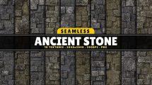 مجموعه تکسچر سنگ باستانی Ancient Stone Vol.1