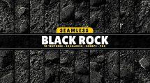 مجموعه تکسچر سنگ سیاه Black Rock Vol.1