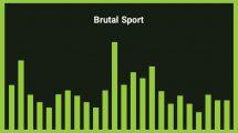 موزیک زمینه ورزشی Brutal Sport