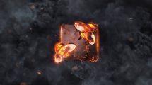 پروژه افترافکت نمایش لوگو انفجار حماسی Epic Explosions Logo Reveal