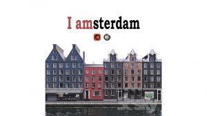 مجموعه مدل سه بعدی فضا شهری آمستردام Facade Amsterdam