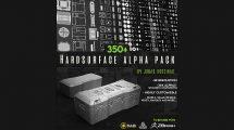 مجموعه تصاویر آلفا برای مدلسازی Hard Surface Alpha Pack