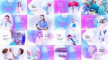 پروژه افترافکت پرزنتیشن پزشکی Medicine Promo