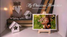 پروژه افترافکت نمایش تصاویر خاطره انگیز My Precious Memories