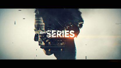 پروژه افترافکت نمایش عناوین تیتراژ سریال Series Titles