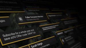مجموعه اجزای ویدیویی شرکتی Synergy Corporate Video Elements