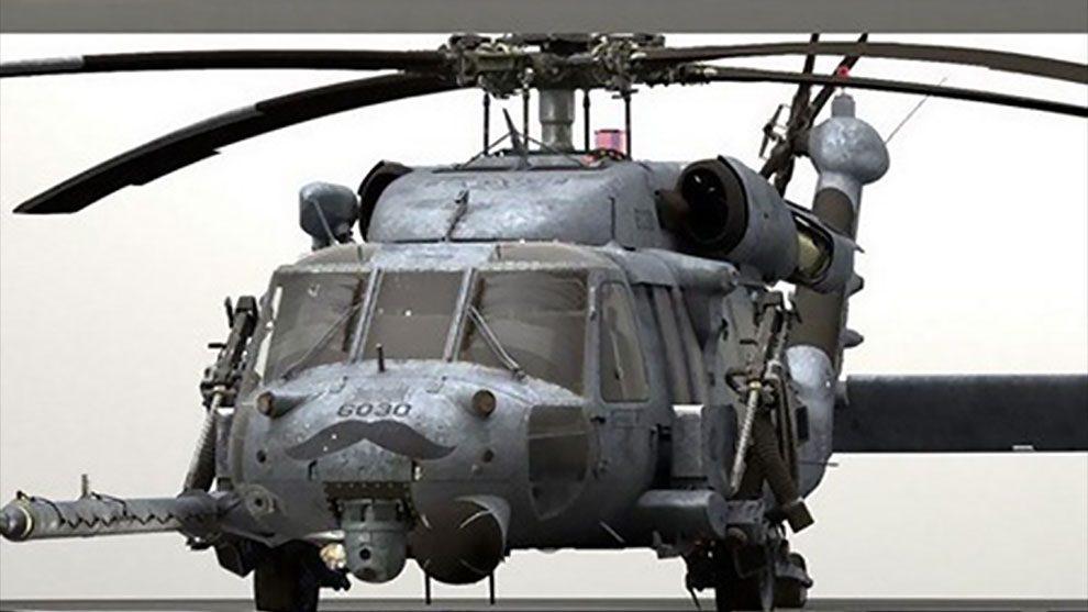 مدل سه بعدی هلیکوپتر نظامی UH-40 Military Helicopter