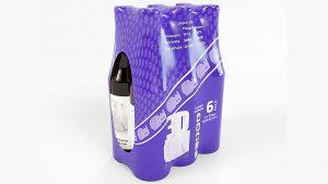 مجموعه مدل سه بعدی بسته 6 تایی بطری 330 میلی لیتر