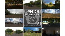 مجموعه تصاویر HDRI پانوراما 360