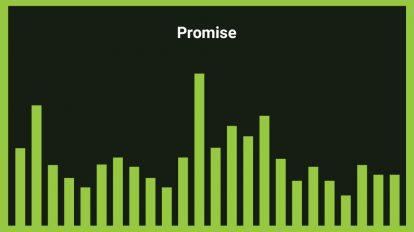 موزیک زمینه با گیتار آکوستیک Promise