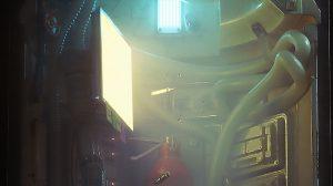 صحنه آماده سه بعدی علمی تخیلی برای سینمافوردی Blitz Cinema 4D Octane