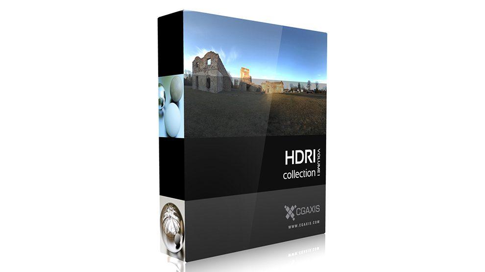 مجموعه تصاویر پانوراما محیط CGAxis HDRI Maps Collection Volume 1