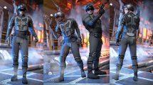 مدل سه بعدی گارد ویژه مرد Interstellar Patrol for Genesis 3 Male