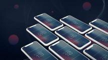 پروژه افترافکت پرزنتیشن رابط کاربری اپلیکیشن Mobile App Promo UI
