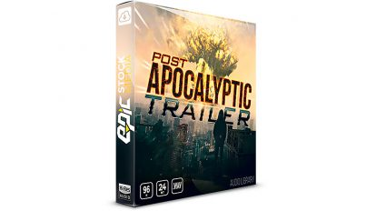 مجموعه افکت صوتی برای تریلر فیلم Post Apocalyptic Trailer