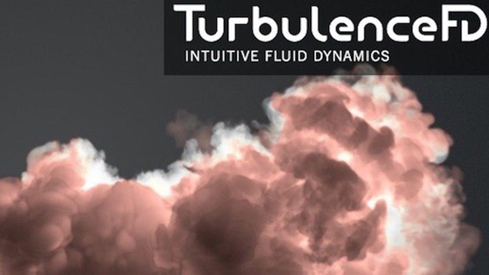 پلاگین سینمافوردی TurbulenceFD ابزار شبیه سازی دود و آتش