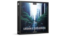 مجموعه افکت صوتی محیط شهری Urban and Suburban