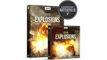 مجموعه افکت صوتی انفجار شهری Urban Explosions Bundle