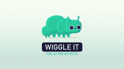 اسکریپت افترافکت Wiggle It